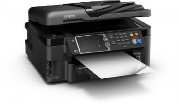 Epson WF-3620DWF Refurbished с СНПЧ 2