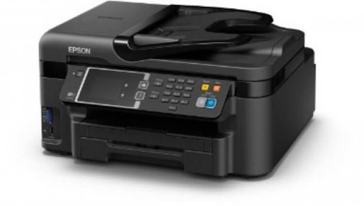 Epson WF-3620DWF Refurbished с СНПЧ 3