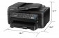 Epson WF-2650 Refurbished с СНПЧ 2