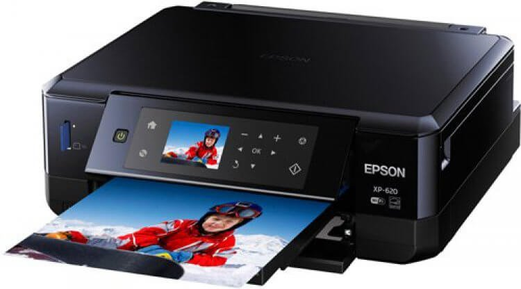 Epson XP-620 Refurbished с СНПЧ 2