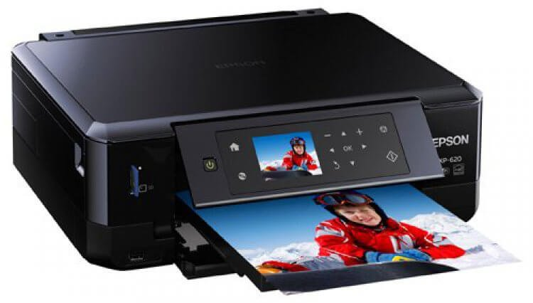 Epson XP-620 Refurbished с СНПЧ 3