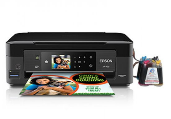 МФУ Epson Expression Home XP-430 струйный с СНПЧ