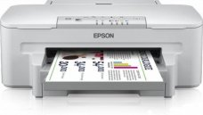 Принтер Epson WorkForce WF-3010DW с СНПЧ