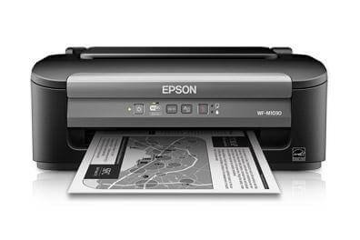 Принтер Epson WorkForce WF-M1030 с СНПЧ