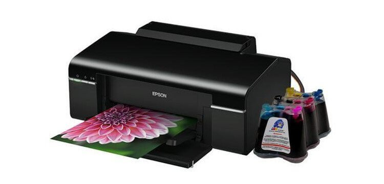 Принтер Epson Artisan 50 Refurbished с СНПЧ