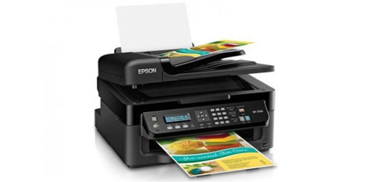 Epson WF-2530WF Refurbished с СНПЧ 2